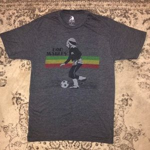 Bob Marley Novelty T-shirt